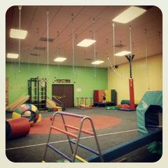 Photo taken at My Gym Valencia by Brendan on 10/6/2012