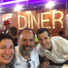 Photo taken at Down Home Diner by Karen B. on 6/30/2015