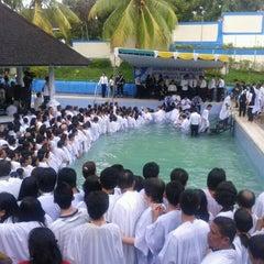 Photo taken at Hotel Sahid Manado by Jusstt B. on 11/16/2012