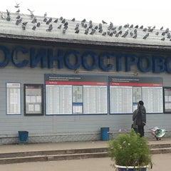 Photo taken at Лосиноостровская by Елена on 10/25/2012