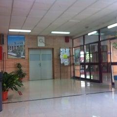 Photo taken at Facultad de Ciencias de la Comunicación by Esther R. on 7/29/2013