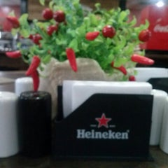 Photo taken at Restaurante Malagueta by Deborah A. on 2/26/2013