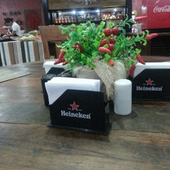 Photo taken at Restaurante Malagueta by Deborah A. on 1/4/2013
