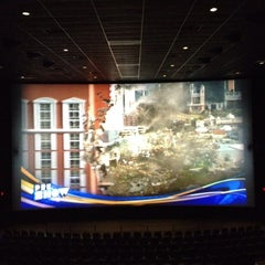 Photo taken at Cineplex Odeon Winston Churchill Cinemas by Serdar G. on 4/23/2014