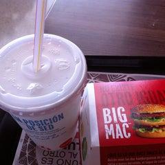 Photo taken at McDonald's by Brett H. on 1/27/2013
