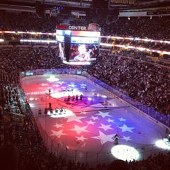 Photo taken at CONSOL Energy Center by Chelsie L. on 3/29/2013
