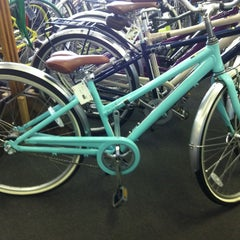 Photo taken at Fenwick Island Bicycle Shop by Jamey B. on 7/19/2013