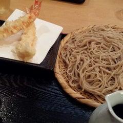Photo taken at 手打蕎麦 松永 by Satoshi K. on 8/19/2013