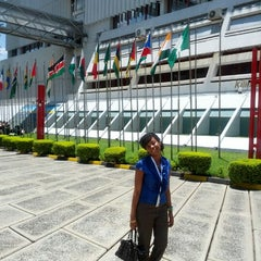 Photo taken at Arusha International Conference Centre by Theddy L. on 10/15/2012