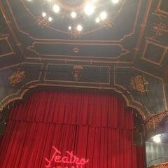 Photo taken at Teatro Zorrilla by Yolanda on 10/22/2012