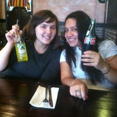 Photo taken at Grill Poblano by Ana G. on 10/26/2012