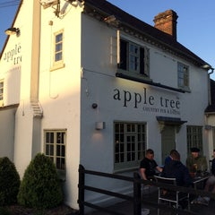 Photo taken at The Apple Tree by Ersen G. on 4/15/2014