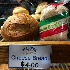 Photo taken at Madonia Bakery by Rev C. on 12/30/2014