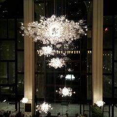 Photo taken at The Metropolitan Opera by Tony W. on 4/21/2013