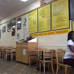 Photo taken at Cheese Steak Shop by Leon S. on 6/17/2014