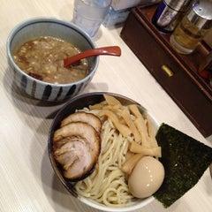 Photo taken at 麺場 風天 by Hiro S. on 4/27/2013