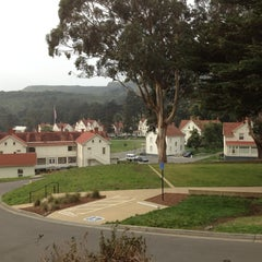 Photo taken at Cavallo Point Lodge by Юлия Д. on 1/9/2013
