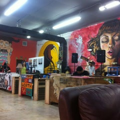 Photo taken at Wynwood Cigars by Juan M. on 12/7/2012