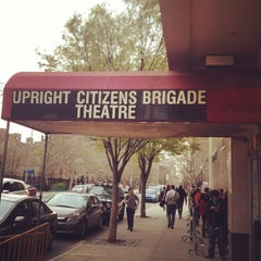 Photo taken at Upright Citizens Brigade Theatre by Amanda D. on 4/20/2013