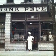Photo taken at Frank Pepe Pizzeria Napoletana by Cristian R. on 2/15/2013