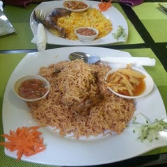 Photo taken at Ar-Rayan Arab Restaurant by ම්ය්රුඩ් ම. on 2/1/2013