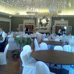 Photo taken at Starmount Forest Country Club by Rachel H. on 12/14/2012