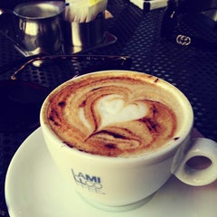 Photo taken at Lamill Coffee Boutique by lanamaniac on 3/18/2013