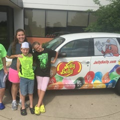Photo taken at Jelly Belly Visitor Center by Earl S. on 7/1/2015