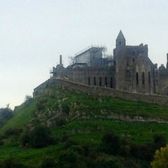 Photo taken at Rock of Cashel by LAXgirl on 10/5/2012