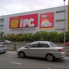 Photo taken at IPC Shopping Centre by sam s. on 7/14/2013