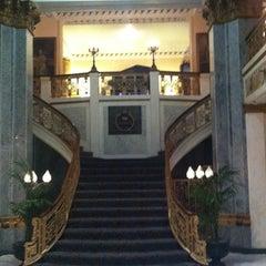 Photo taken at The Seelbach Hilton Louisville by JP on 5/6/2013
