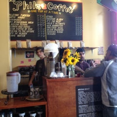 Photo taken at Philz Coffee by Cyn C. on 9/23/2012