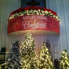 Photo taken at Concord Baptist Church by Jon N. on 12/23/2012