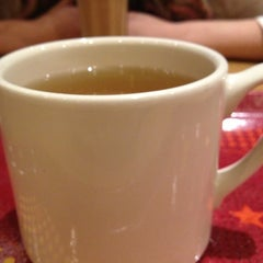 Photo taken at Flying Star Café by Erin on 1/8/2013