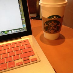 Photo taken at Starbucks by Mayra H. on 2/7/2013