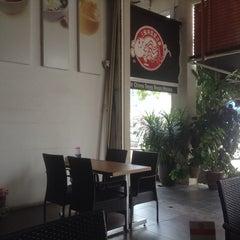Photo taken at Bukit Cina Soya Bean by Farez on 2/19/2014