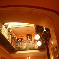 Photo taken at Casa Real Poblana by TOni C. on 9/27/2012
