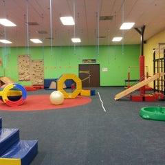 Photo taken at My Gym Valencia by Kristin C. on 9/28/2012
