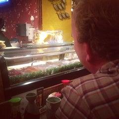 Photo taken at Osaka Japanese Steak And Sushi by Kristin on 1/5/2013