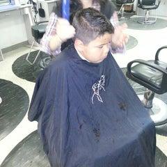 Photo taken at Sleek Salon by Jeanna R. on 11/5/2012