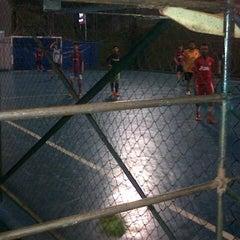 Photo taken at Planet Futsal by @mrifqis on 12/22/2012
