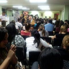 Photo taken at FAMETRO - Faculdade Metropolitana de Manaus by Fernanda L. on 2/18/2013