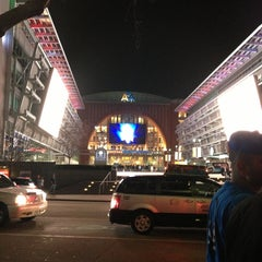 Photo taken at American Airlines Center by Bethany V. on 3/7/2013