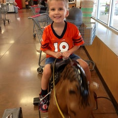 Photo taken at King Soopers by Shannon W. on 9/15/2013