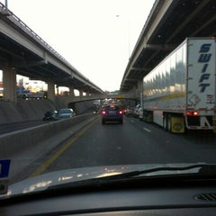 Photo taken at Interstate 35 & 15th Street by Lilly D. on 12/12/2012