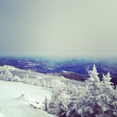 Photo taken at Killington Ski Resort by Dee on 12/23/2012