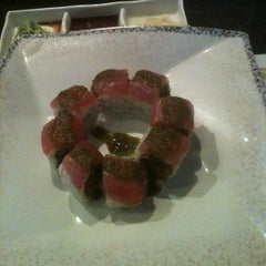 Photo taken at Sushi Kaya by Andrea A. on 12/31/2012