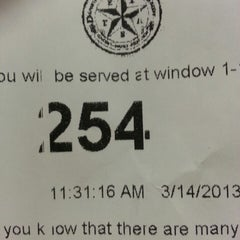 Photo taken at DPS - Texas Department of Public Safety by MzNang on 3/14/2013