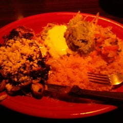 Photo taken at Los Gallos Mexican Restaurant by Aubrey M. on 9/21/2012