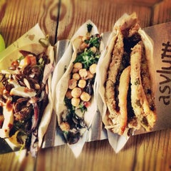 Photo taken at Taco Asylum by Mona S. on 11/20/2012